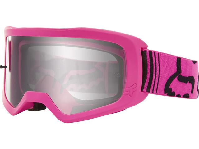 Fox Main II Race Brille pink/clear